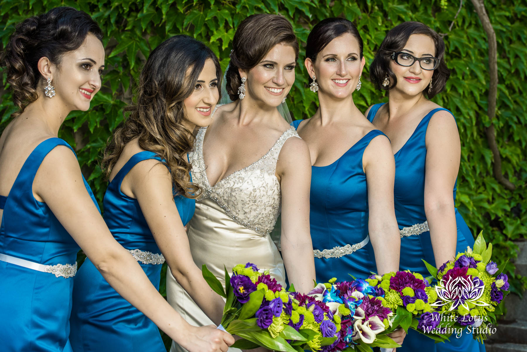 151 - Wedding - Toronto - Liberty Grand - Bridesmaids - PW