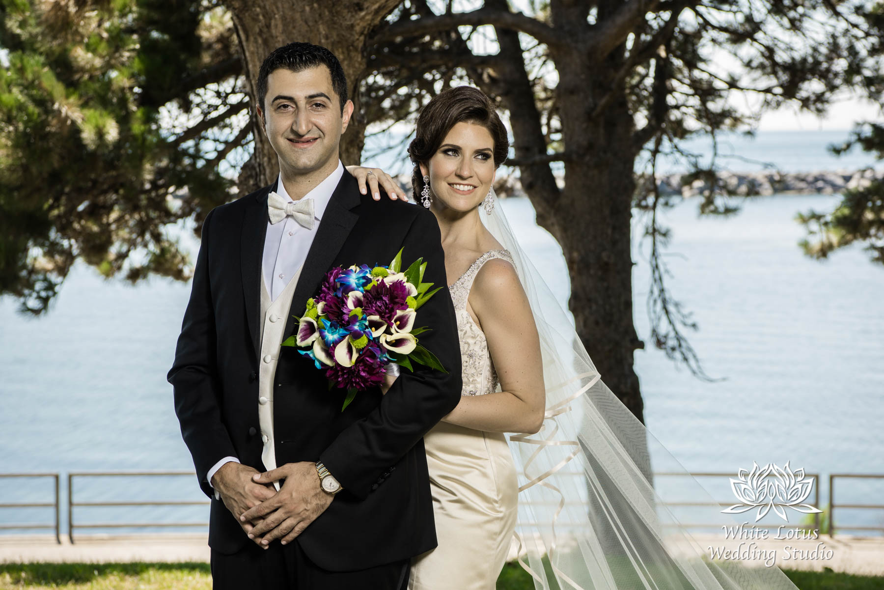 108 - Wedding - Toronto - Lakeshore wedding - PW