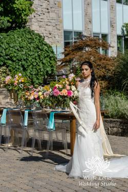 134- SPRING GARDEN WEDDING INSPIRATION