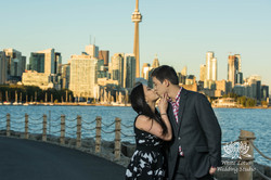 056 - Trillium Park - Toronto - Engagement
