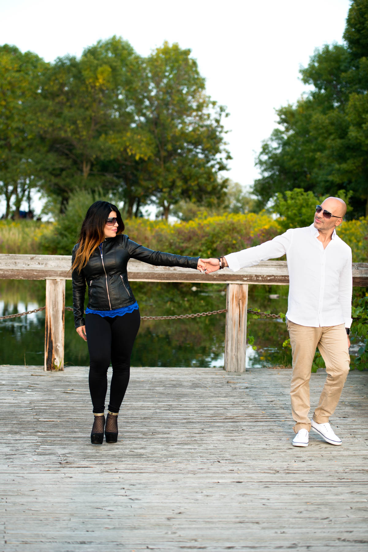 037 - Engagement FL Humber Bay Park - Toronto