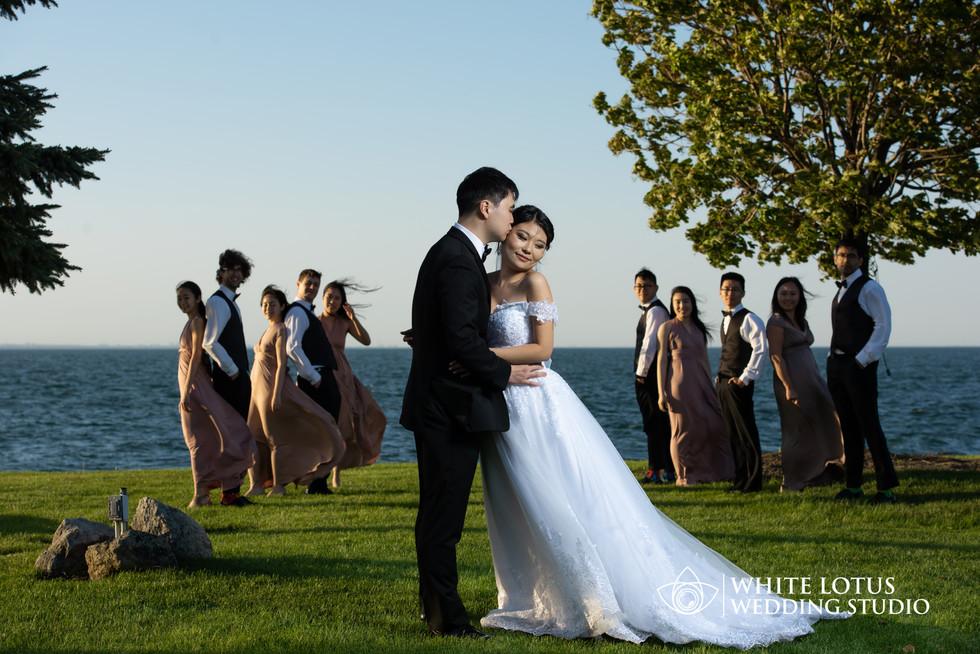 Wedding Photography Toronto - Edgewater