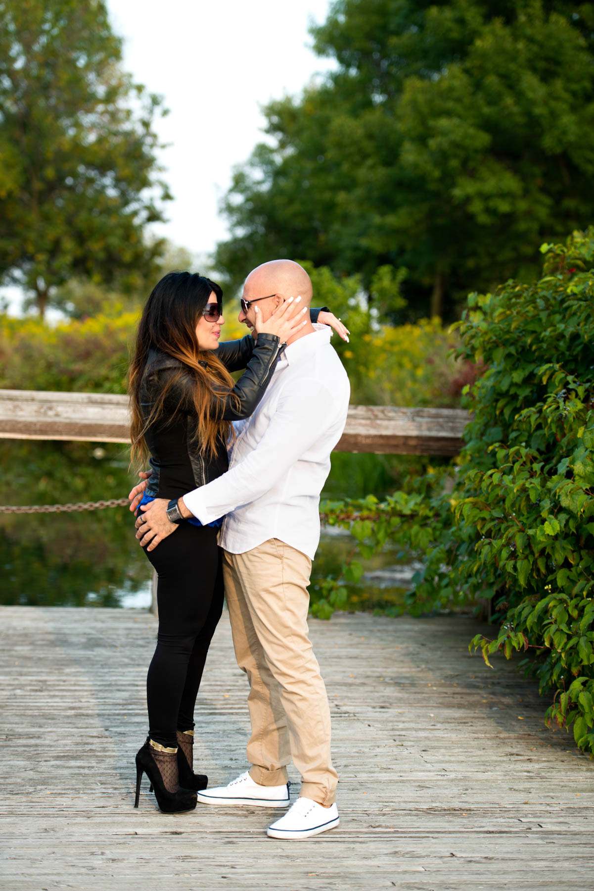 035 - Engagement FL Humber Bay Park - Toronto