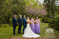 045- Alexander Muir Memorial Gardens wed