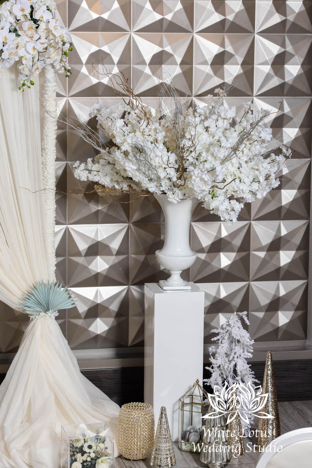 021- GLAM WINTERLUXE WEDDING INSPIRATION
