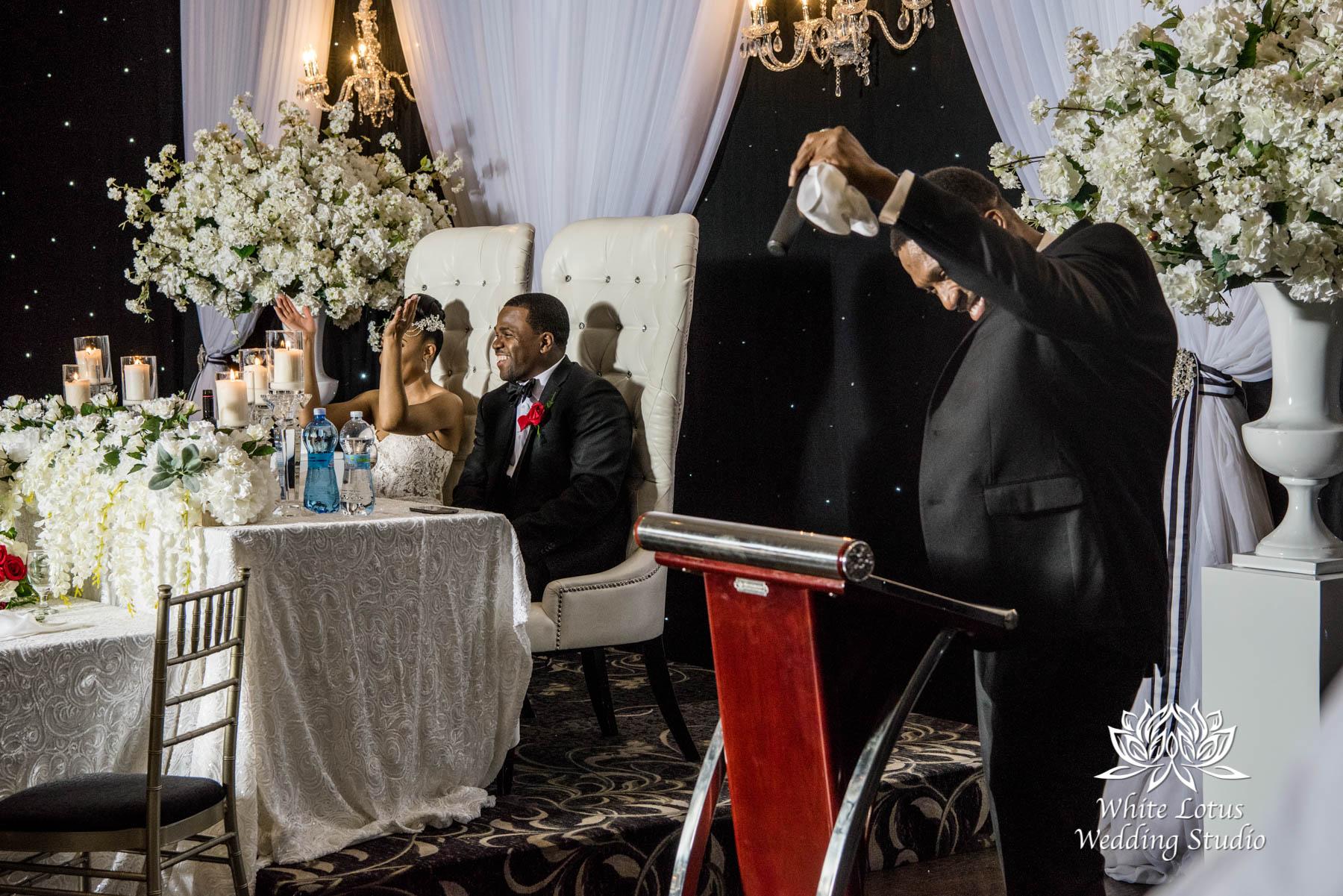 331 - Wedding - Toronto - Fontana Primavera Event Centre