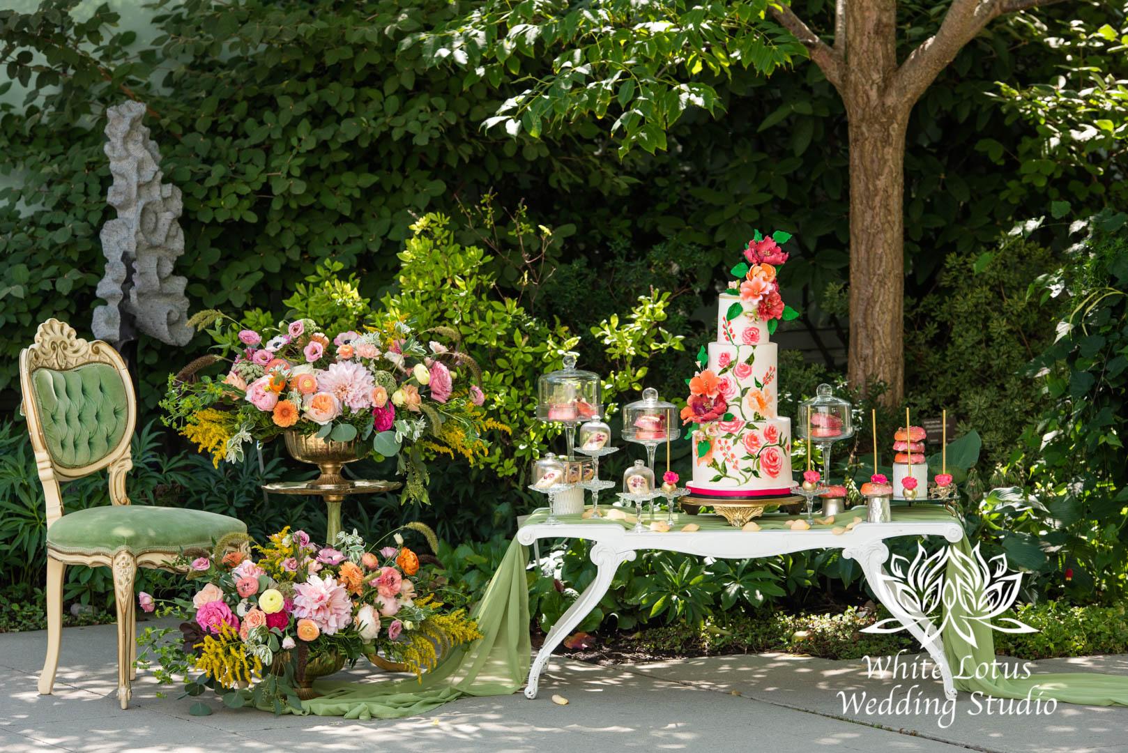 038- SPRING GARDEN WEDDING INSPIRATION