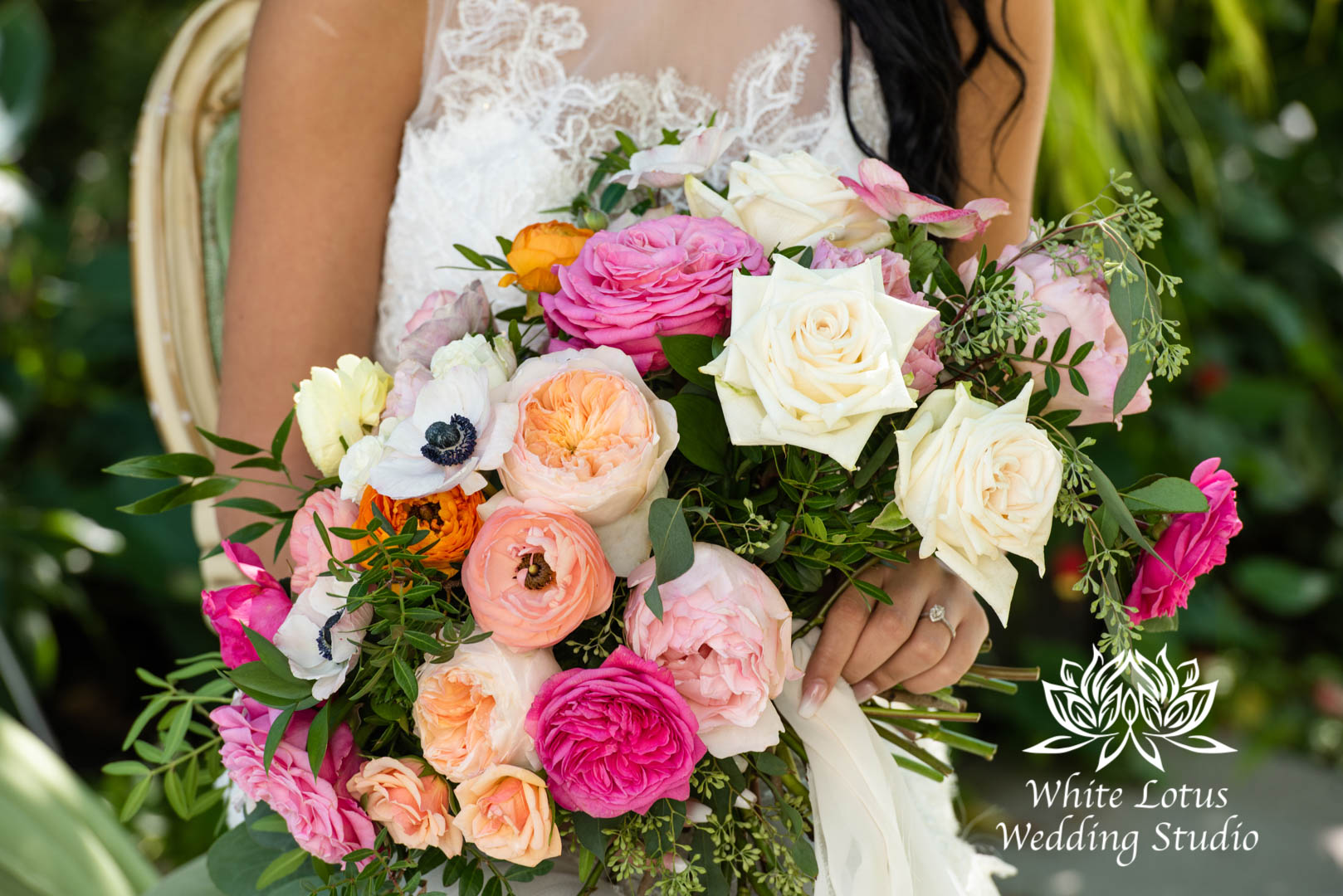 088- SPRING GARDEN WEDDING INSPIRATION