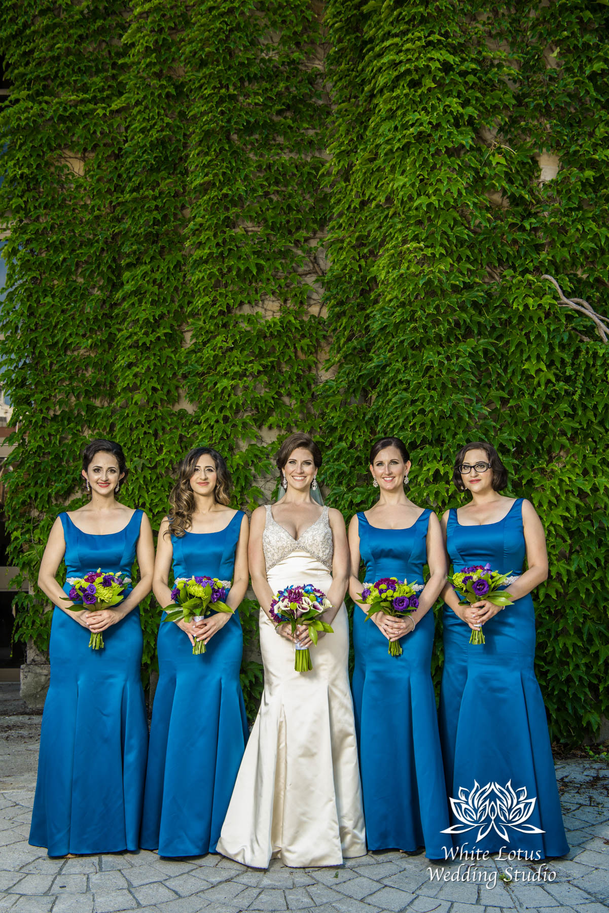149 - Wedding - Toronto - Liberty Grand - Bridesmaids - PW