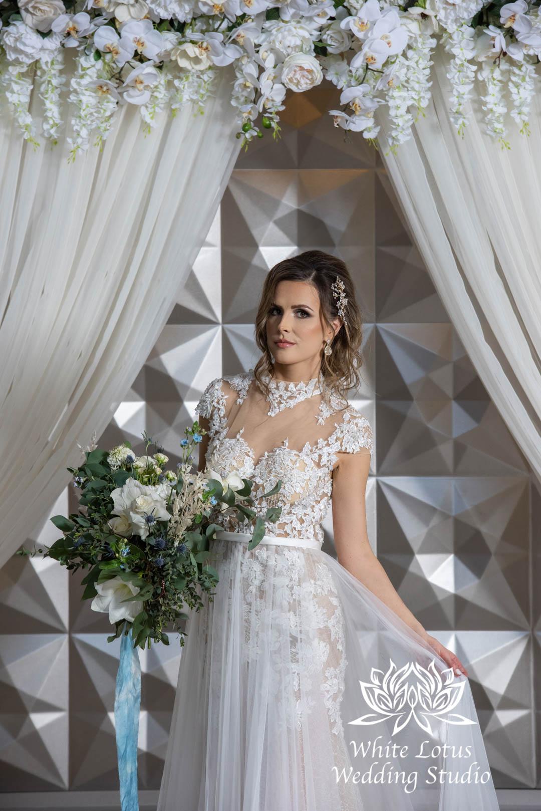 055- GLAM WINTERLUXE WEDDING INSPIRATION