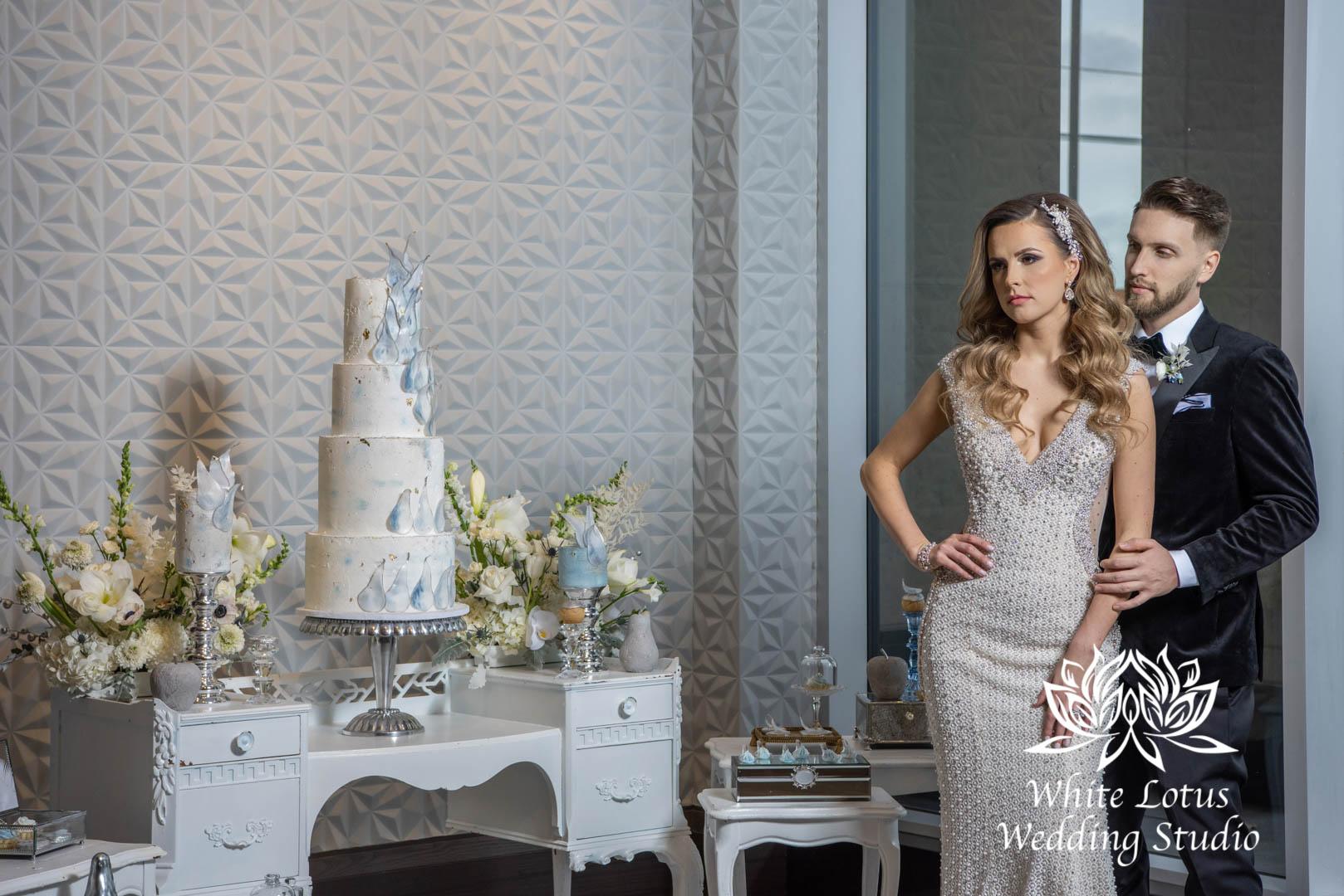 126- GLAM WINTERLUXE WEDDING INSPIRATION
