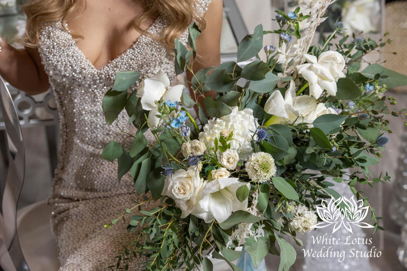 149- GLAM WINTERLUXE WEDDING INSPIRATION