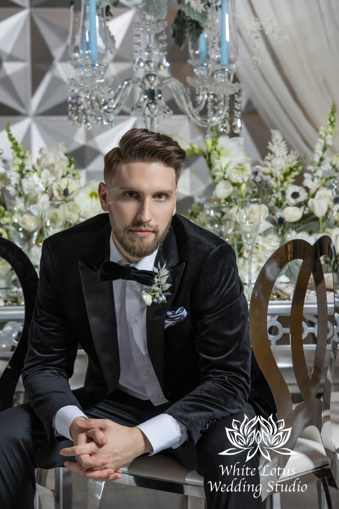 158- GLAM WINTERLUXE WEDDING INSPIRATION