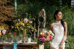 141- SPRING GARDEN WEDDING INSPIRATION