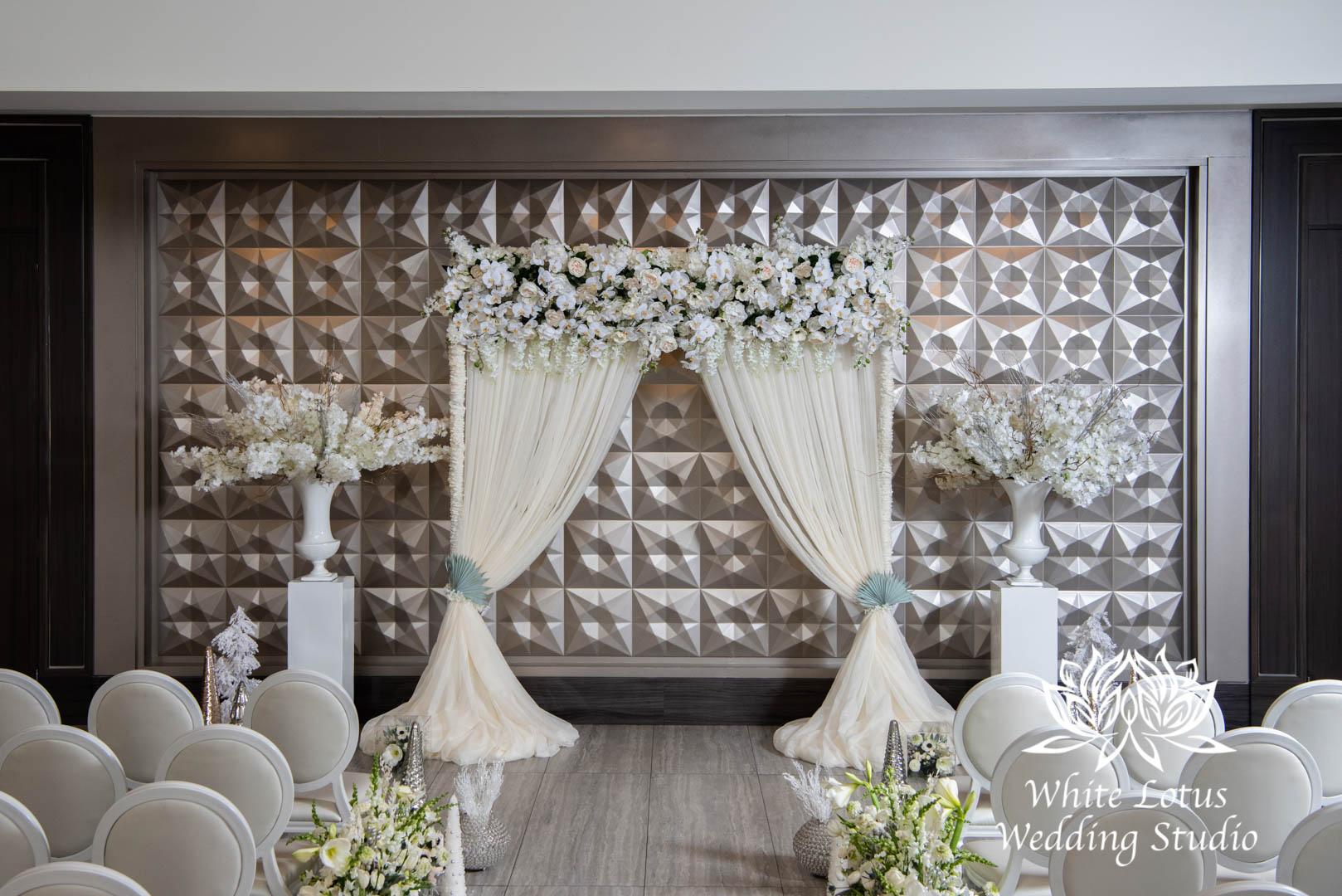 007- GLAM WINTERLUXE WEDDING INSPIRATION
