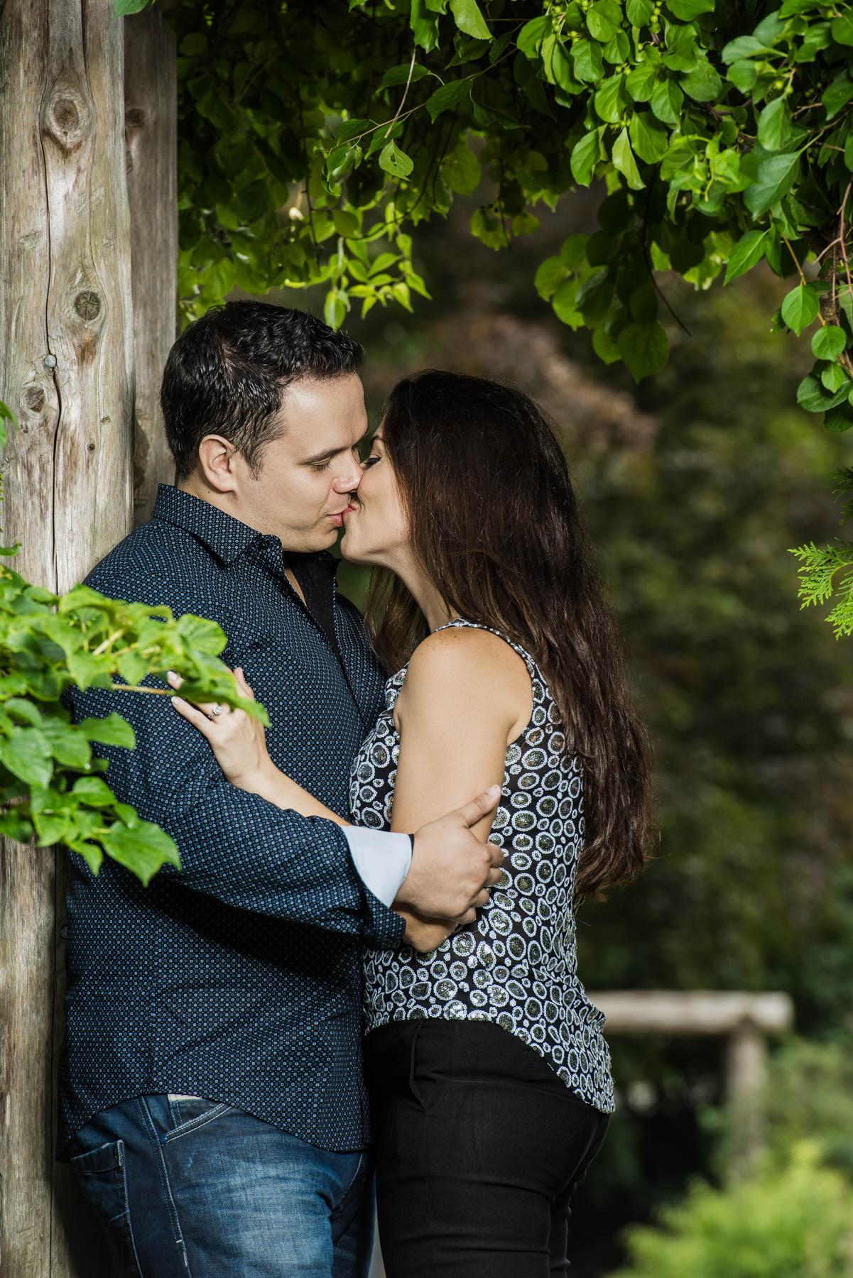 008 - Engagement JJ Alexander Muir Memorial Gardens