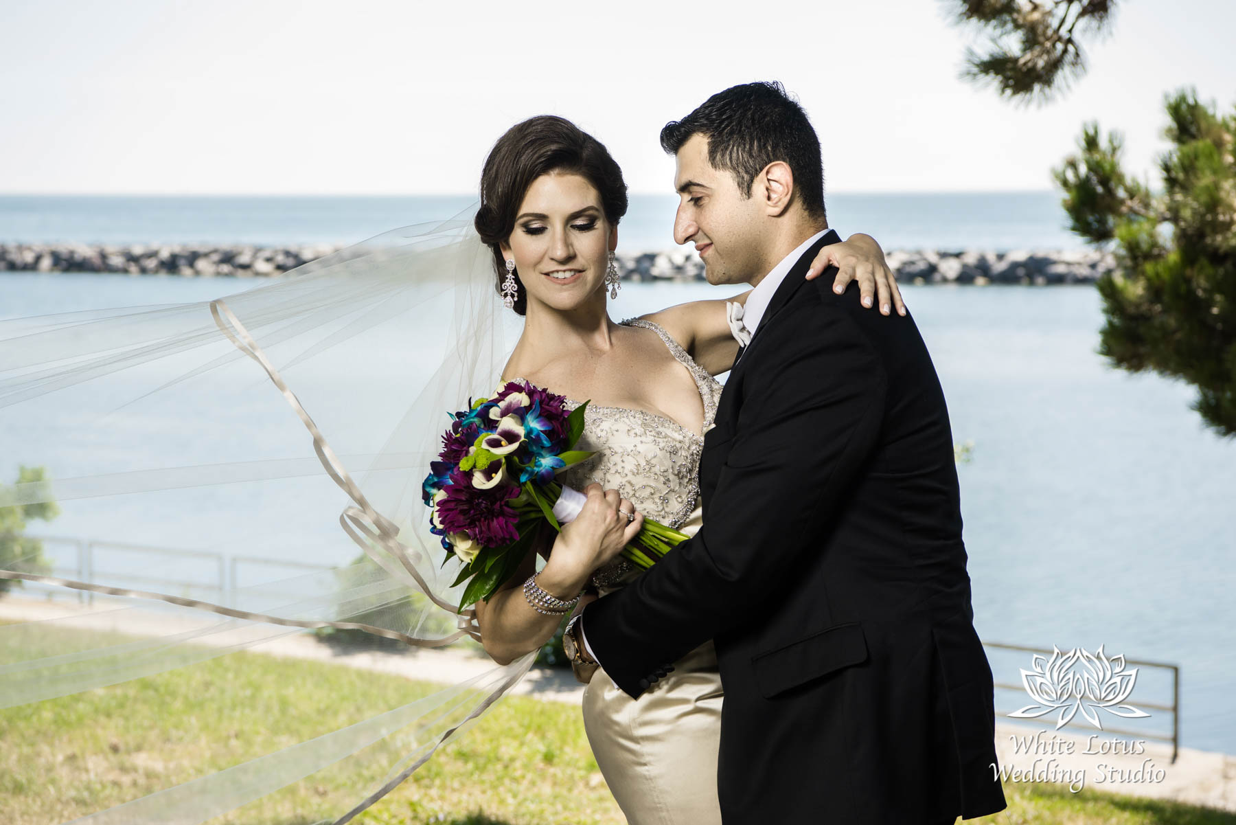101 - Wedding - Toronto - Lakeshore wedding - PW