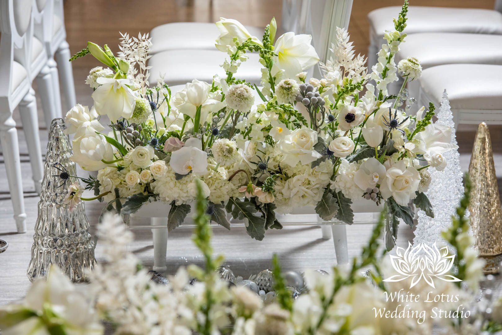 022- GLAM WINTERLUXE WEDDING INSPIRATION