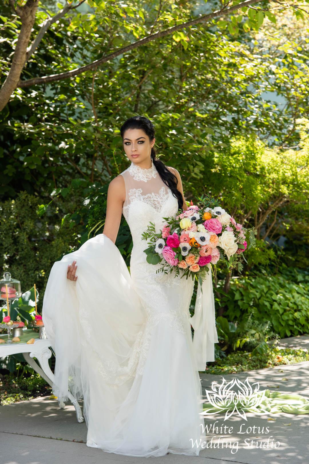 071- SPRING GARDEN WEDDING INSPIRATION