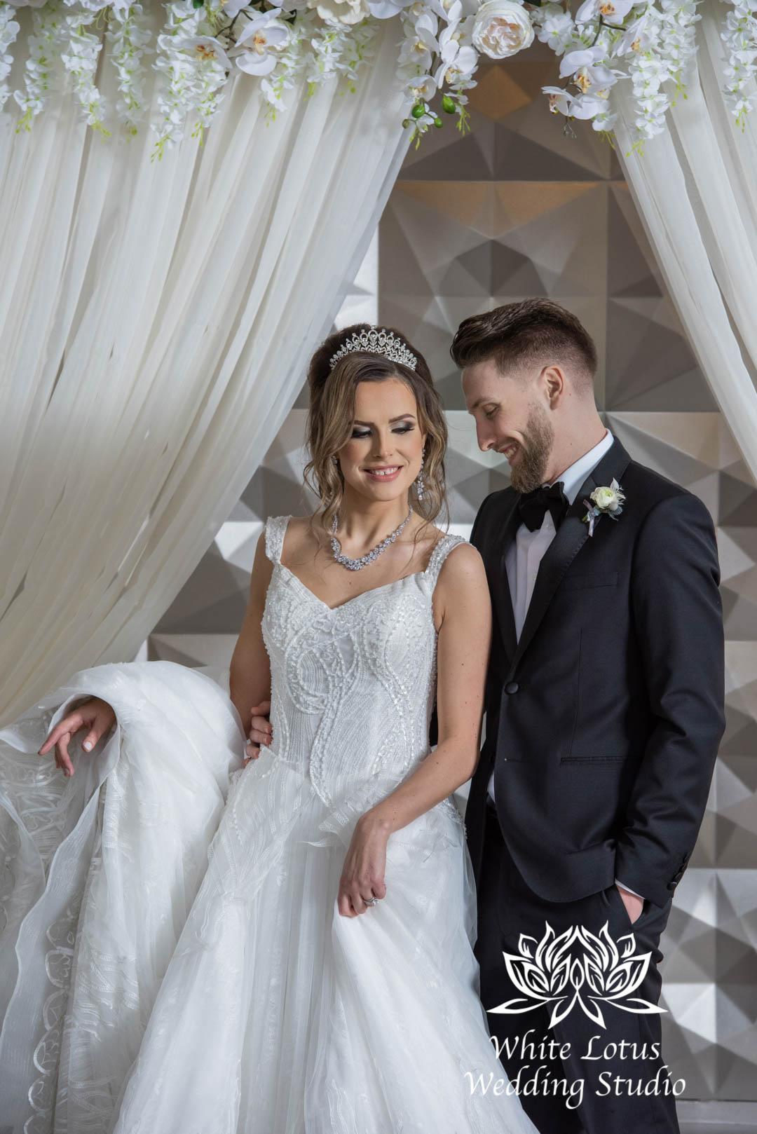 015- GLAM WINTERLUXE WEDDING INSPIRATION