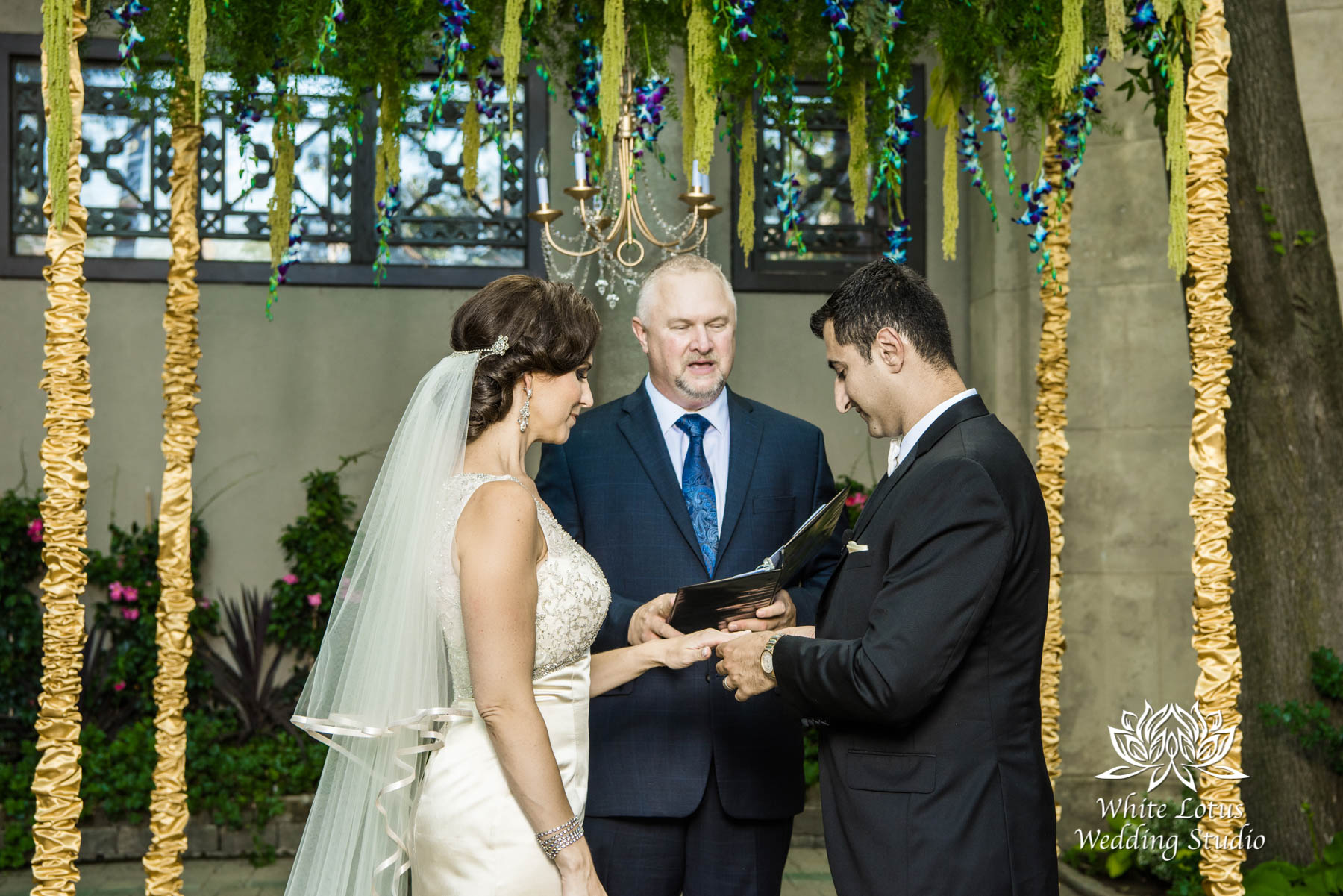 235 - Toronto - Liberty Grand - Wedding Ceremony - PW