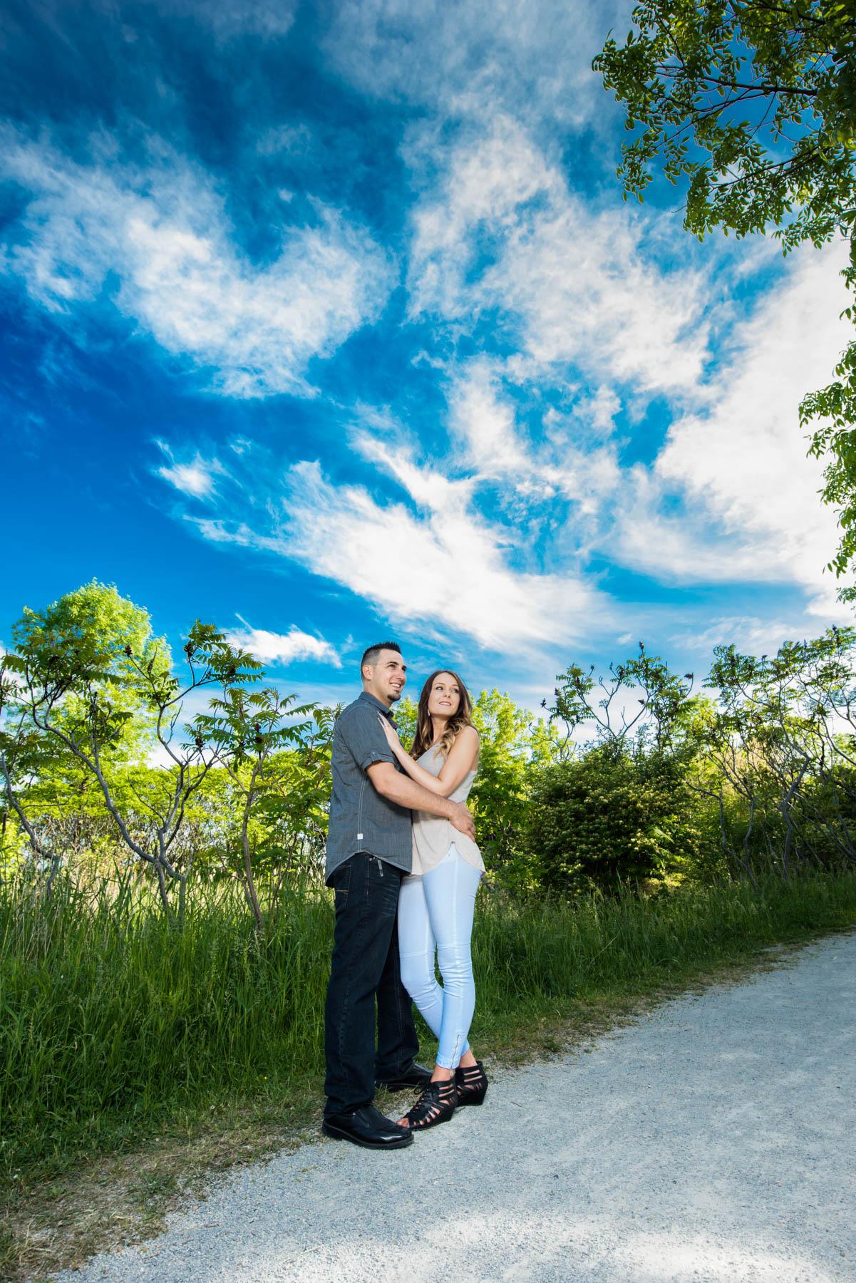 008 - Engagement CJ Humber Bay Park