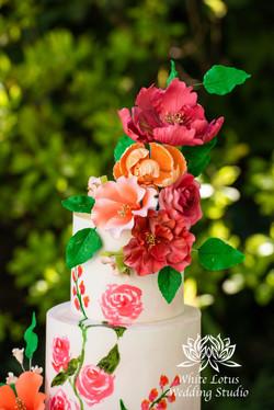 034- SPRING GARDEN WEDDING INSPIRATION