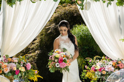 163- SPRING GARDEN WEDDING INSPIRATION