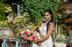 133- SPRING GARDEN WEDDING INSPIRATION
