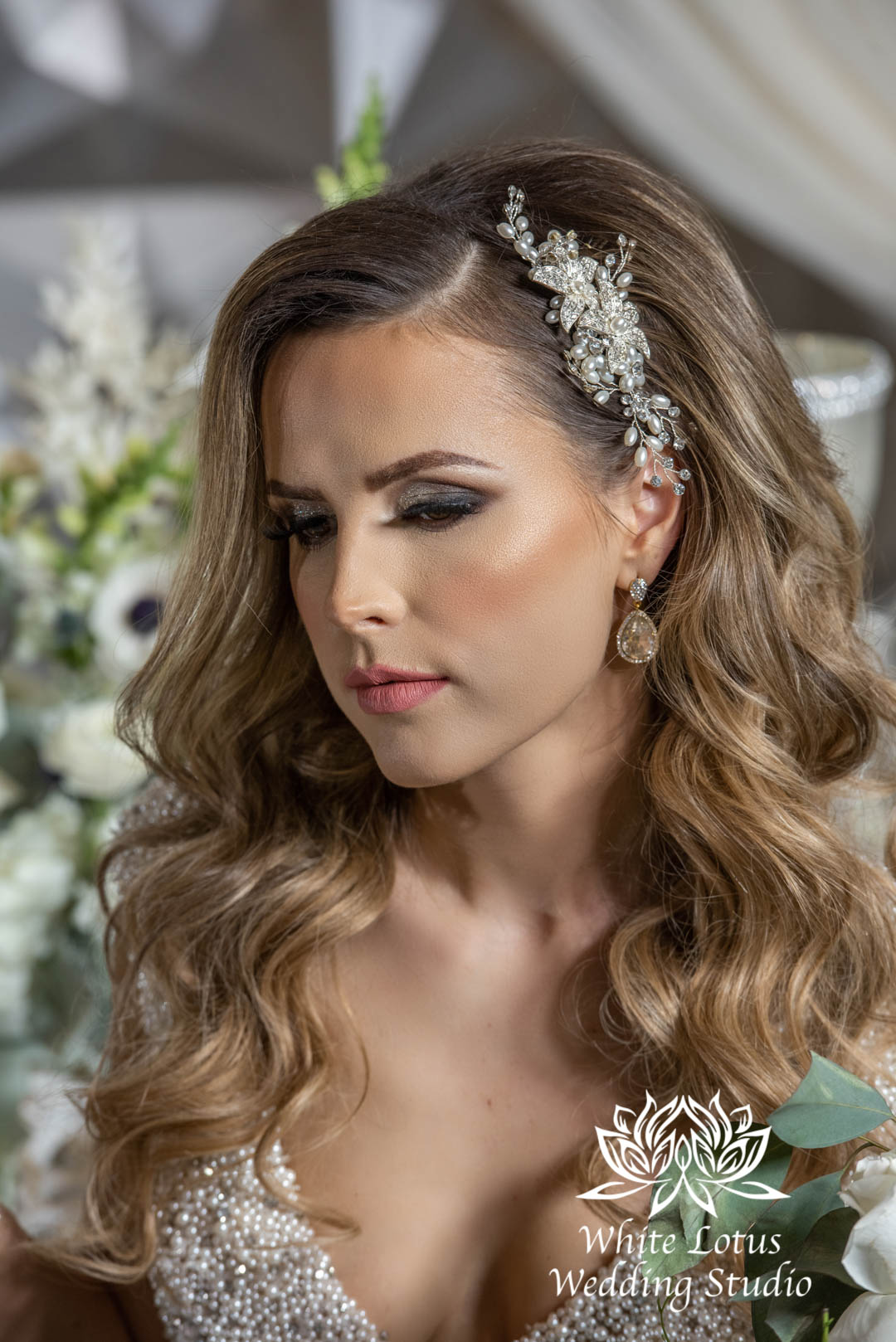 147- GLAM WINTERLUXE WEDDING INSPIRATION