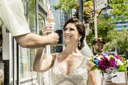 077 - Wedding - Toronto - Downtown wedding photo-walk - PW