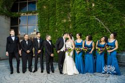 134 - Wedding - Toronto - Liberty Grand - Bridal Party - PW