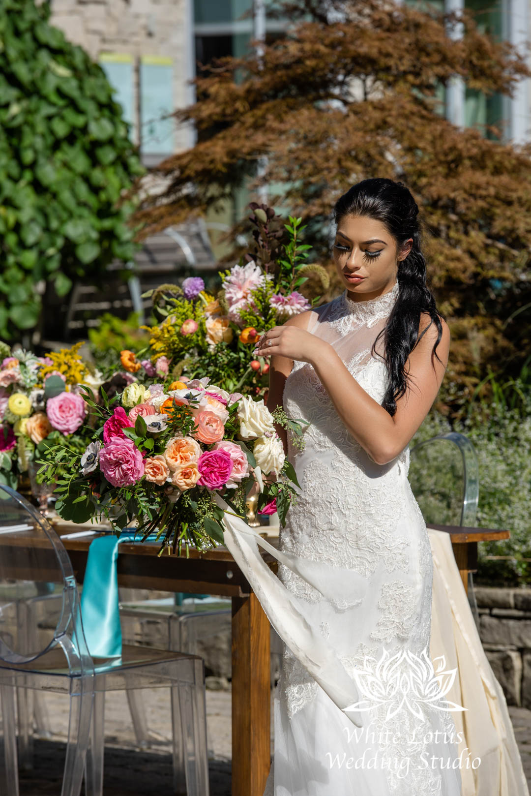 135- SPRING GARDEN WEDDING INSPIRATION