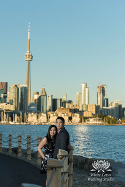 050 - Trillium Park - Toronto - Engagement