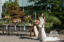 139- SPRING GARDEN WEDDING INSPIRATION