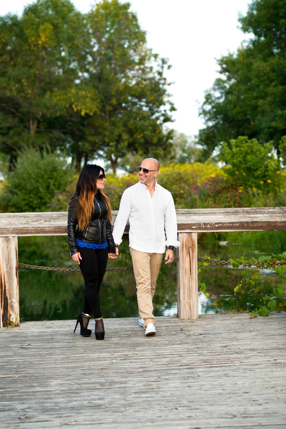 034 - Engagement FL Humber Bay Park - Toronto