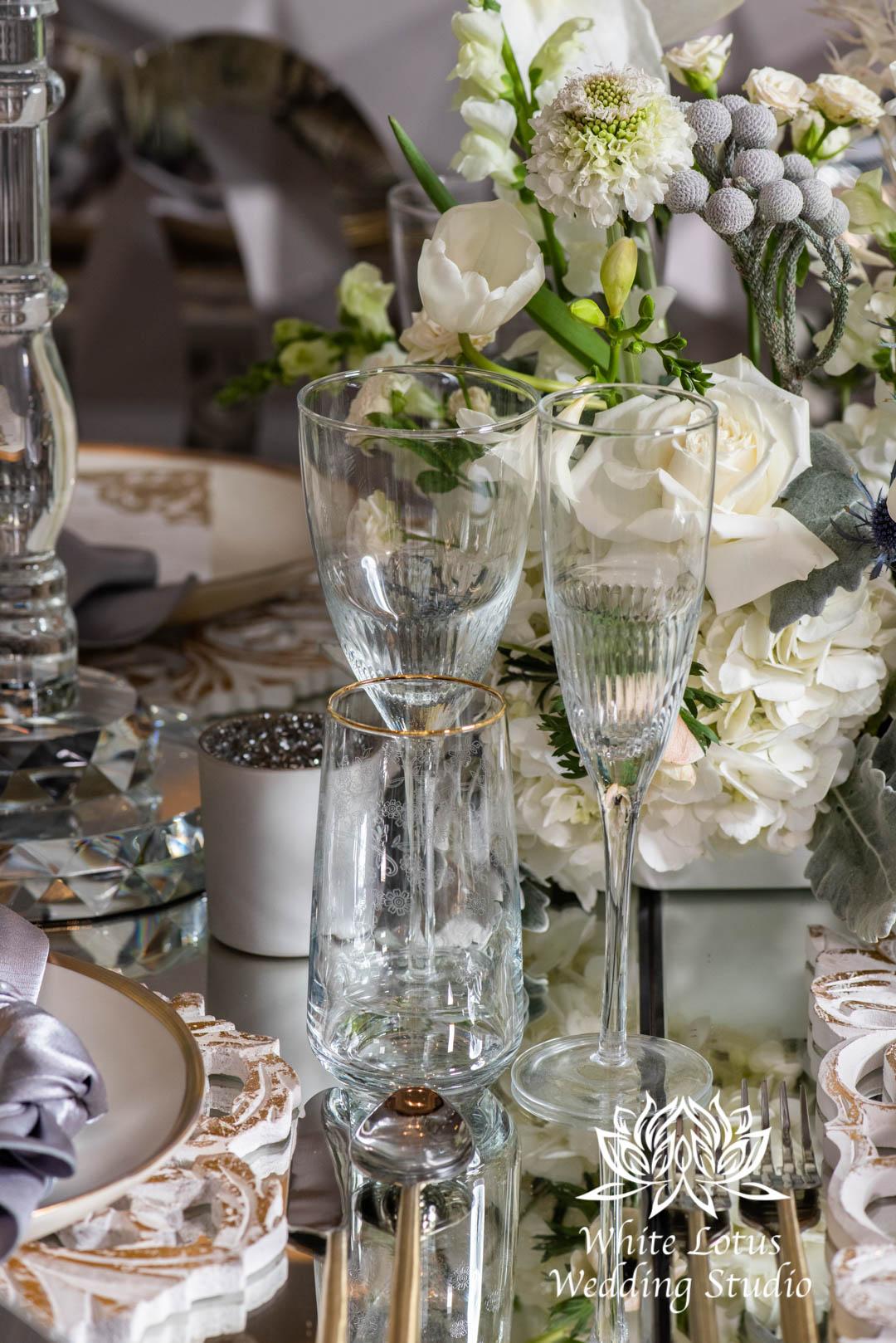 122- GLAM WINTERLUXE WEDDING INSPIRATION
