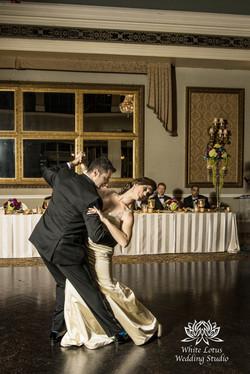 294 - Wedding - Toronto - Liberty Grand - First Dance - PW