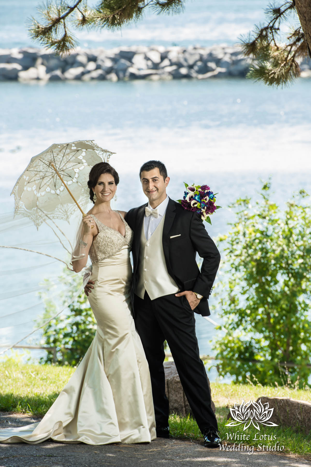 092 - Wedding - Toronto - Lakeshore wedding - PW