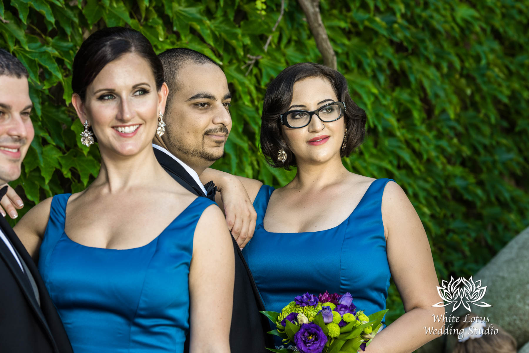 139 - Wedding - Toronto - Liberty Grand - Bridal Party - PW