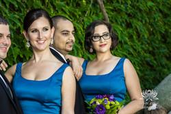 139 - Wedding - Toronto - Liberty Grand - Bridal Party - PW