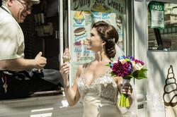 078 - Wedding - Toronto - Downtown wedding photo-walk - PW
