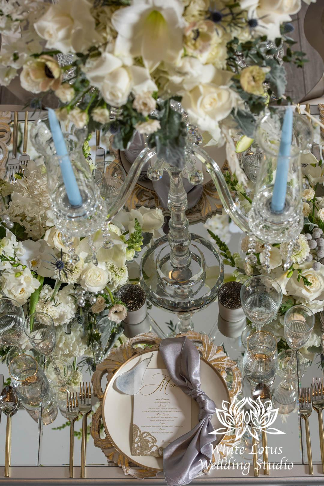 167- GLAM WINTERLUXE WEDDING INSPIRATION