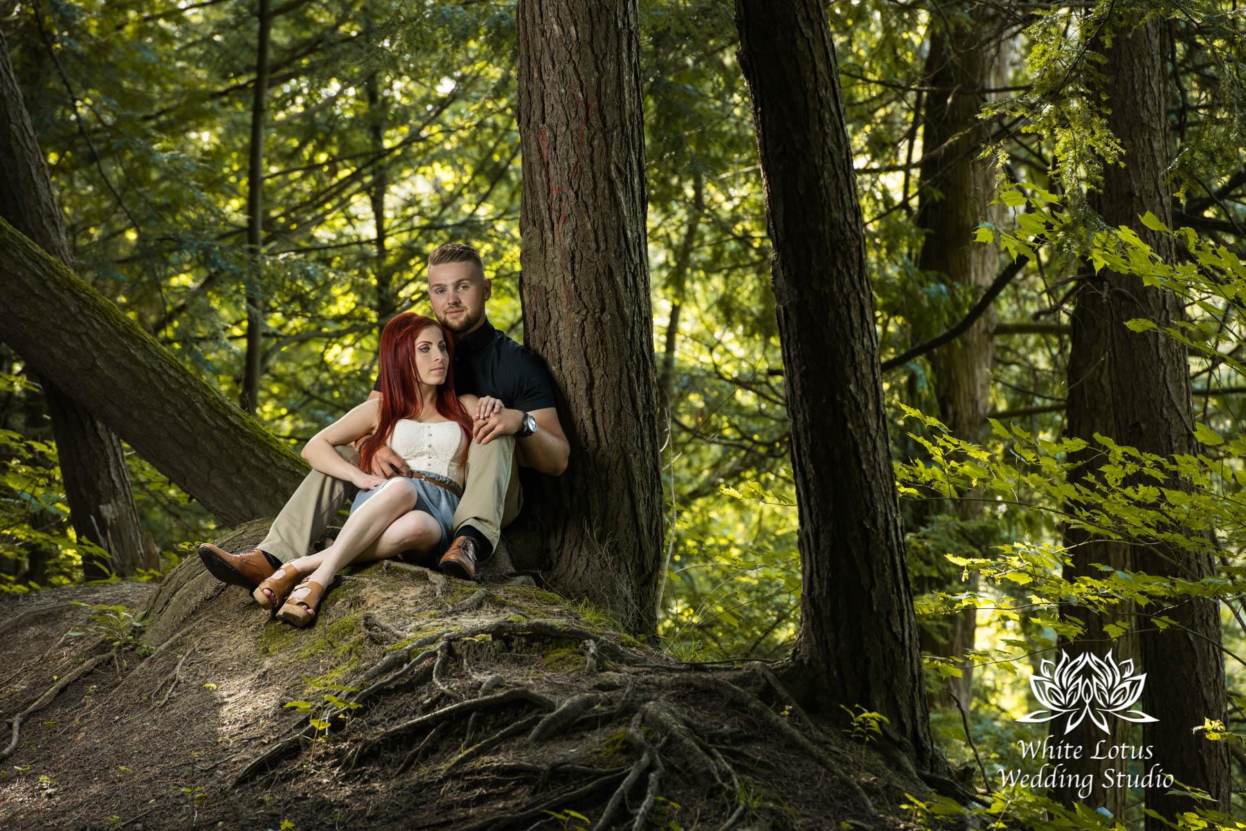 029 - Kleinburg - Engagement - Summer