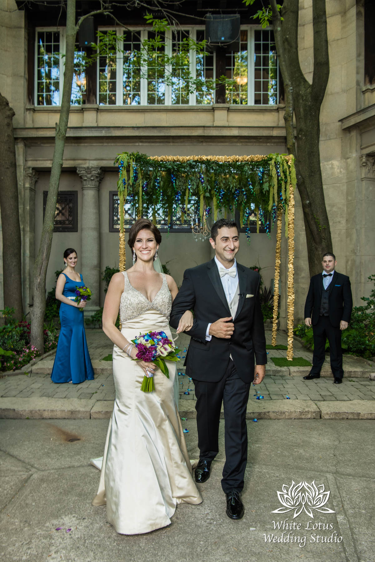 242 - Toronto - Liberty Grand - Wedding Ceremony - PW