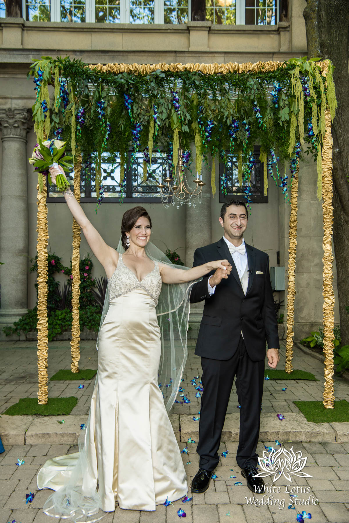 239 - Toronto - Liberty Grand - Wedding Ceremony - PW