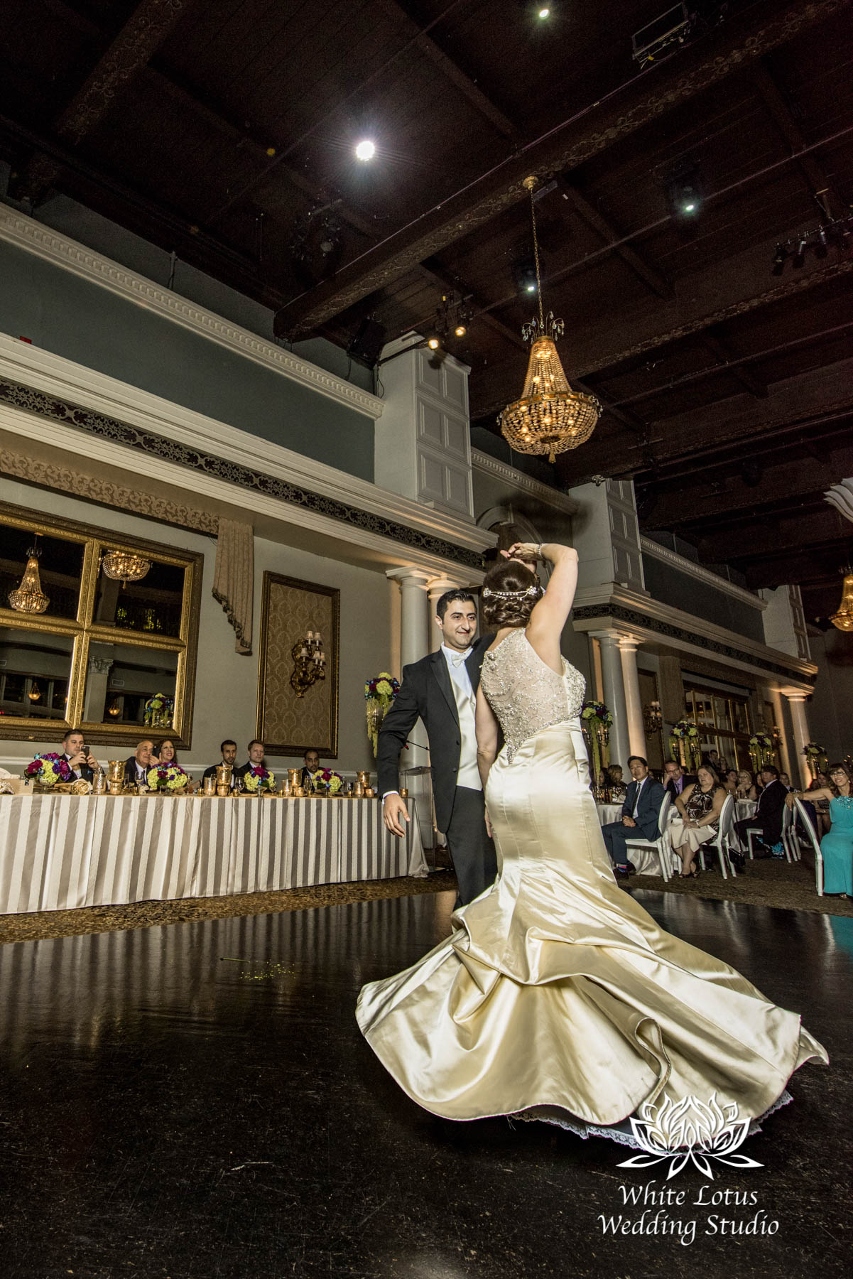 297 - Wedding - Toronto - Liberty Grand - First Dance - PW