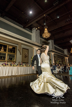 297 - Wedding - Toronto - Liberty Grand - First Dance - PW
