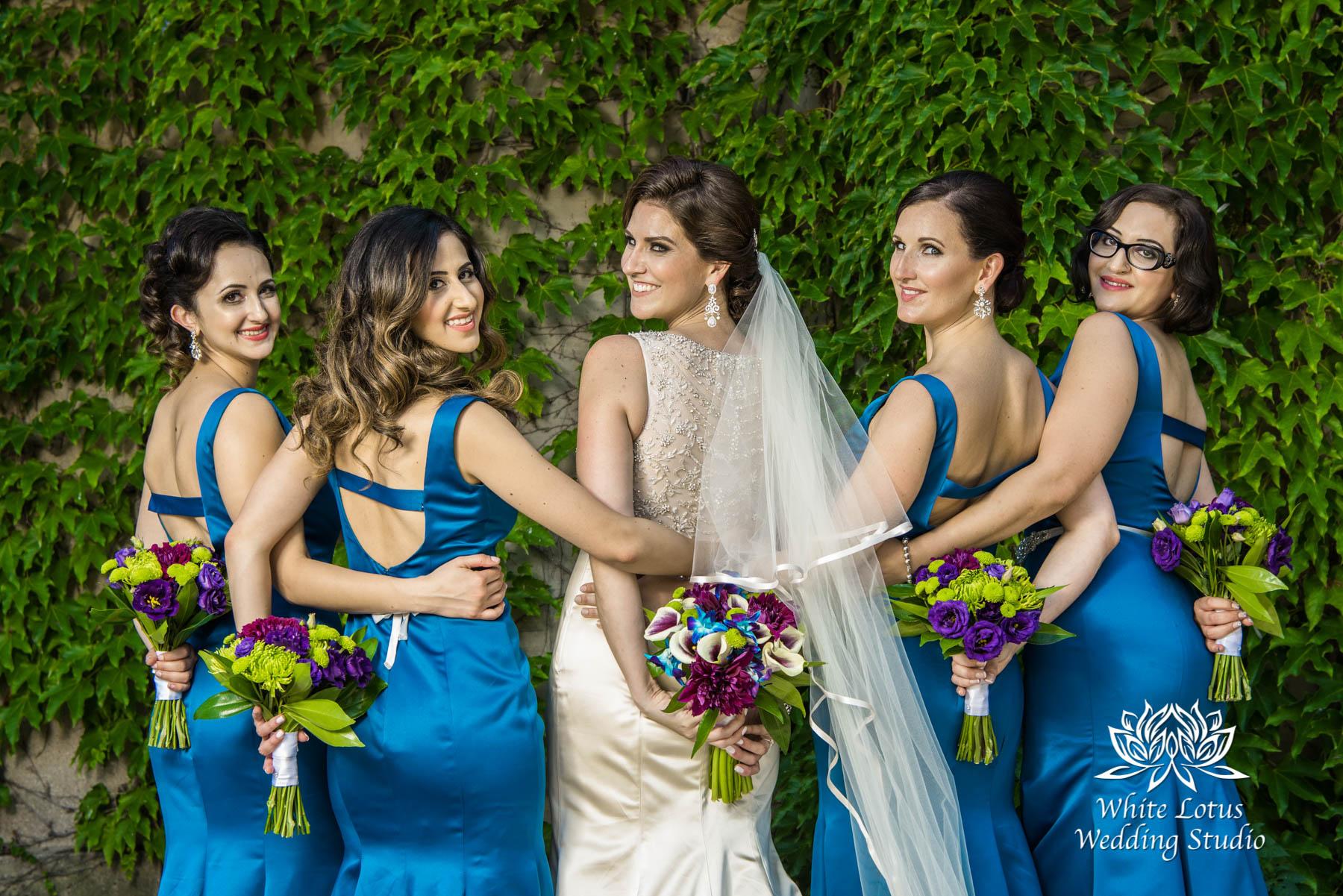 157 - Wedding - Toronto - Liberty Grand - Bridesmaids - PW