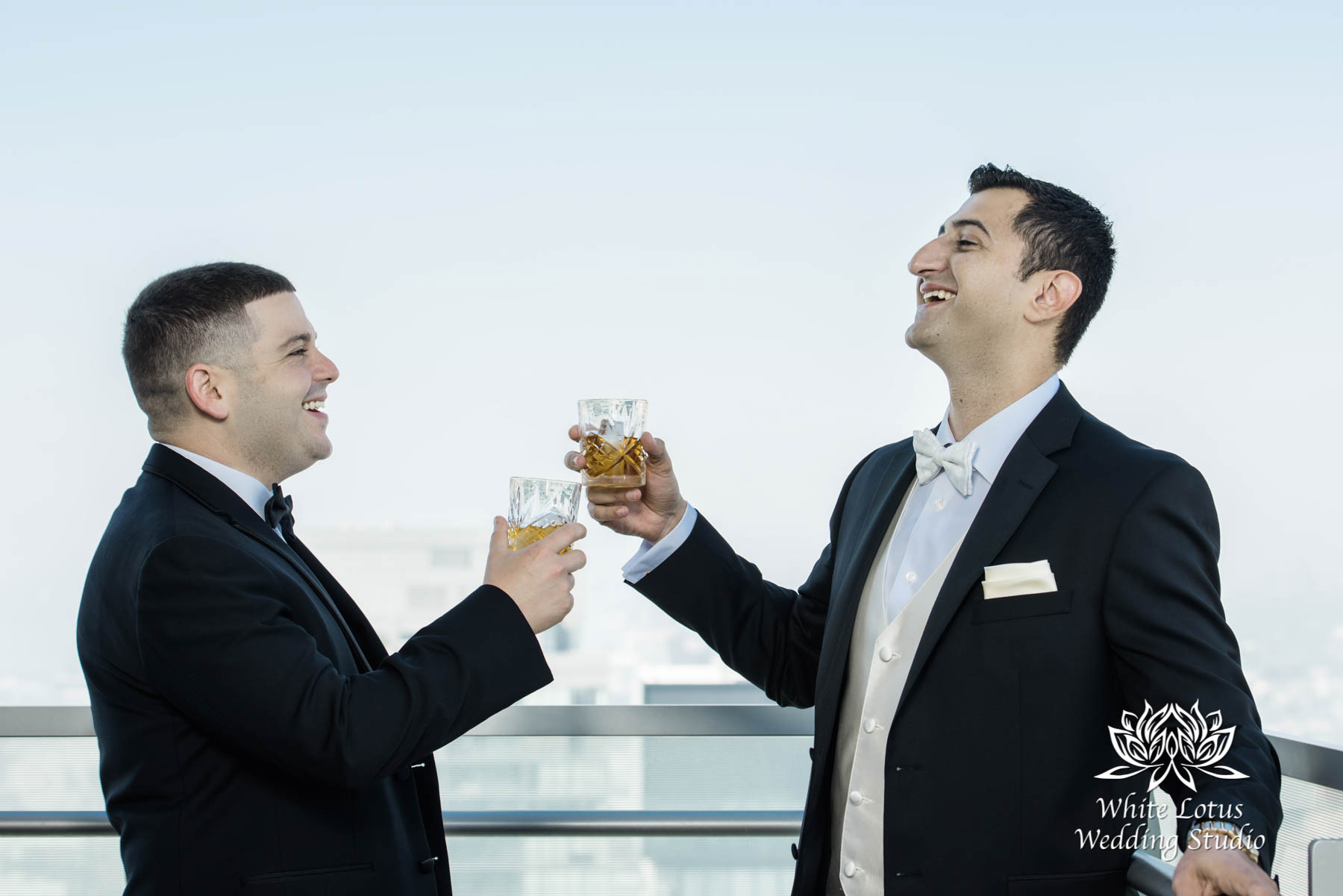 033 - Wedding - Toronto - Groom getting ready - WP